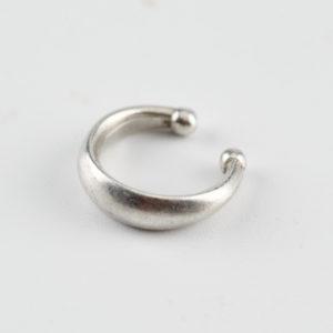 bob earcuff silver earring mond jewels