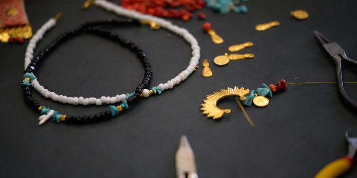 Χειροποίητα κοσμήματα: ένα υπέροχο ταξίδι από την ιδέα έως την υλοποίηση